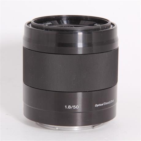 Used Sony 50mm f/1.8 OSS (E) Image 1