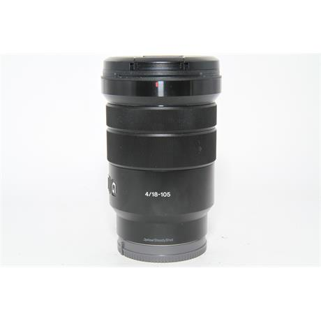 Used Sony F 18-105mm f/4 G PZ Lens Image 1