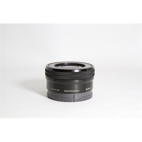 Used Sony 16-50mm F/3.5-5.6 OSS E Image 1