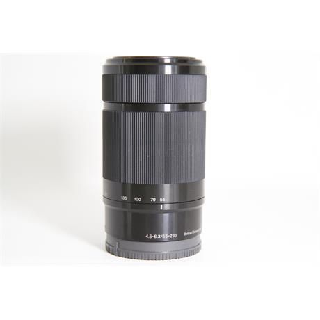 Used Sony 55-210mm F/4.5-6.3 OSS E Image 1