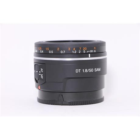 Used Sony 50mm F/1.8 SAM Image 1