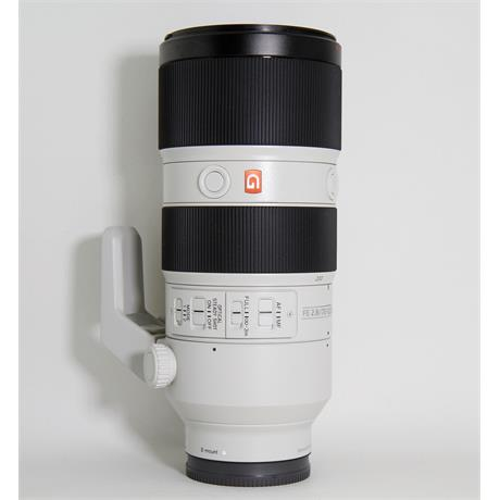 Used Sony 70-200mm F/2.8 GM OSS FE Image 1