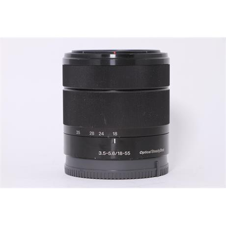 Used Sony 18-55mm F/3.5-5.6 OSS Image 1