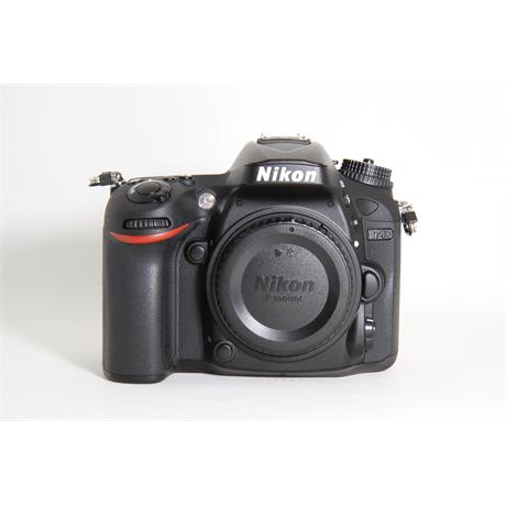 Used Nikon D7200 Body Image 1