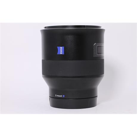 Used Zeiss Batis FE 85mm f/1.8 Image 1