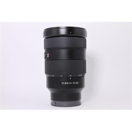 Used Sony FE 24-70mm f/2.8 GM FE Mount Image 1