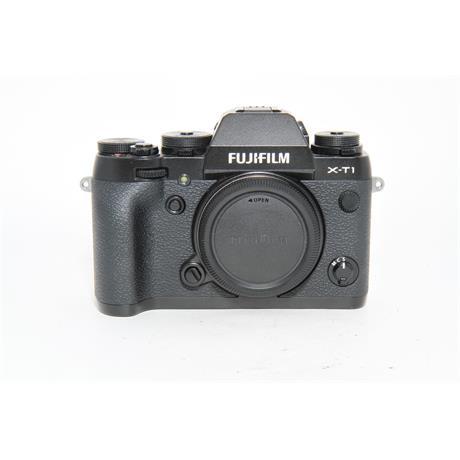Fujifilm Used Fuji X-T1 Body Black Image 1