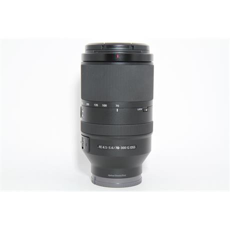 Used Sony FE 70-300mm f/4.5-5.6 G SSM Image 1