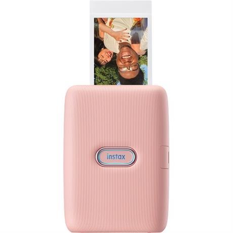 Fujifilm Instax Mini Link Printer Dusky Pink Image 1