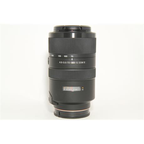 Used Sony 70-300mm f/4.5-5.6 SSM II Lens Image 1