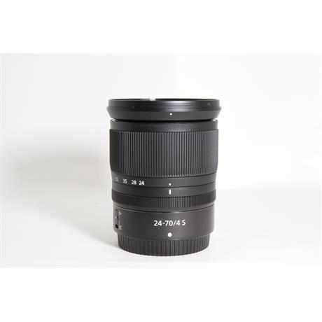 Used Nikon 24-70mm F/4 S Z Mount Image 1