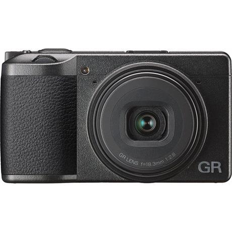 Ricoh GR III Compact Camera Ex Demo