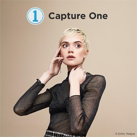 Capture One Pro 20 Camera bundle Software Image 1