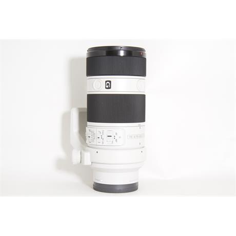 Used Sony 70-200mm F/4 G OSS FE Image 1