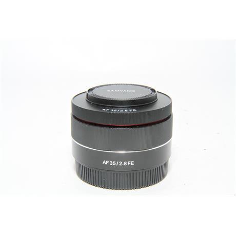 Used Samyang AF 35mm f/2.8 FE Lens Image 1