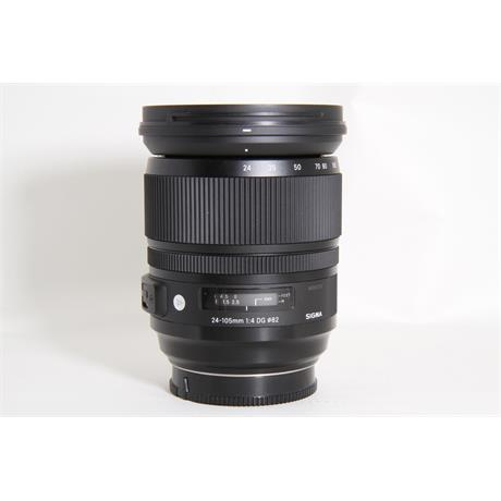 Used Sigma 24-105 F4 HSM Art Sony A Image 1
