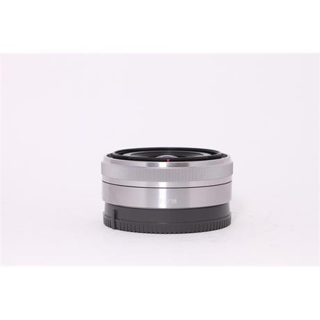 Used Sony 16mm F/2.8 E Image 1