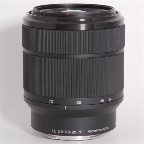 Used Sony 28-70mm f/3.5-5.6 OSS (FE) Image 1