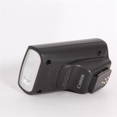 Used Canon 90EX Flash Image 1
