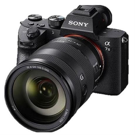 Sony a7 III Full-Frame Mirrorless Digital Camera + 24-105mm Lens Kit Image 1
