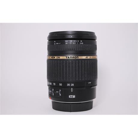 Used Tamron 28-300mm F/3.5-6.3 Canon fit Image 1