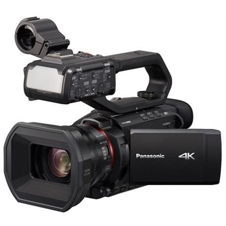 Panasonic HC-X2000E 4k 60p Camcorder Image 1
