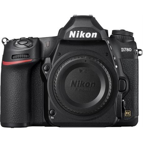 Nikon D780 DSLR Camera Body Image 1