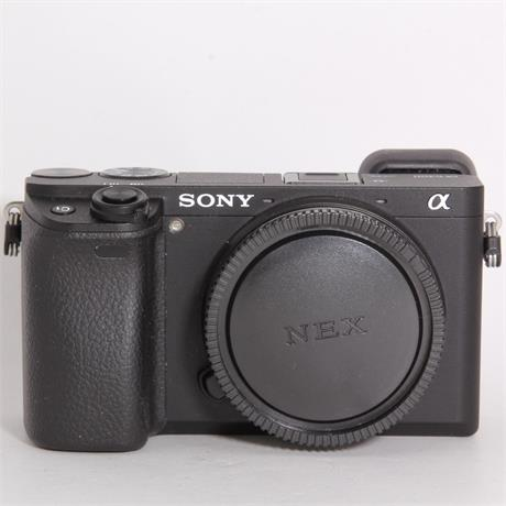 Used Sony a6300 Body Image 1