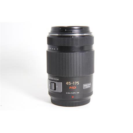 Used Panasonic 45-175mm F4-5.6 Power OIS Image 1