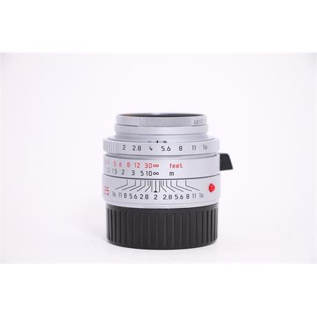 Used Leica 35mm Summicron-M F/2 ASPH Image 1