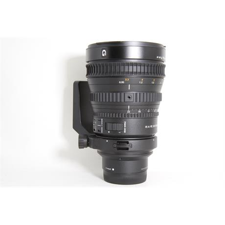Used Sony 28-135mm F/4 G OSS PZ FE Image 1