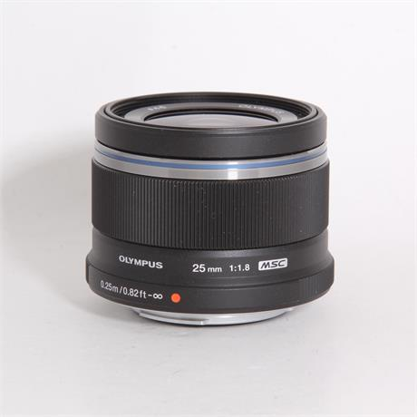 Used Olympus 25mm f/1.8 Image 1
