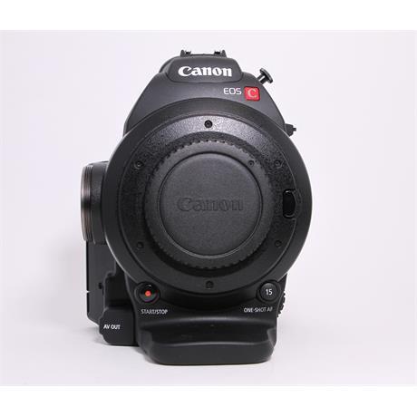 Used Canon C100 Mark I Image 1