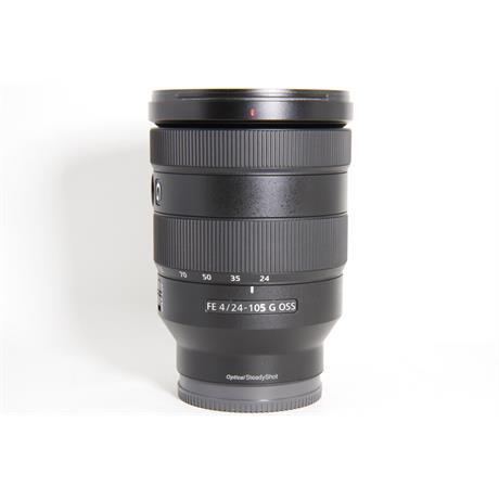 Used Sony 24-105mm F/4 G OSS FE Image 1