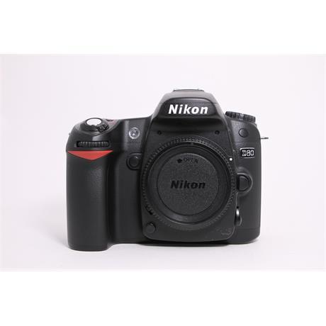 Used Nikon D80 Image 1