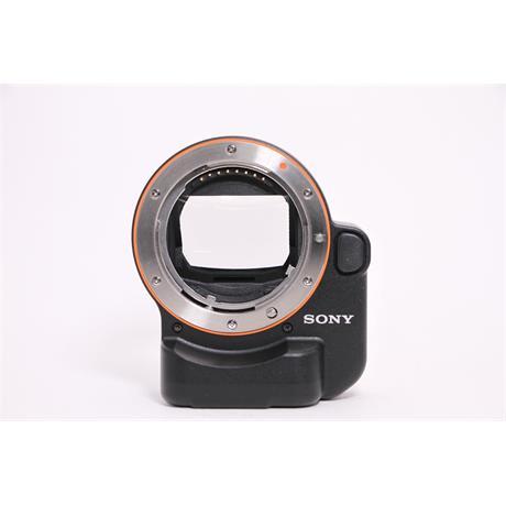 Used Sony LA-EA4 mount adaptor Image 1