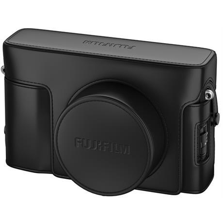 Fujifilm X100V BLC-X100V Full Premium Case (Black Image 1