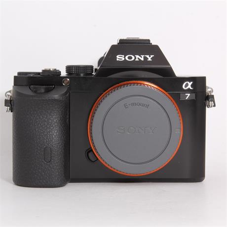 Used Sony A7 Body Image 1