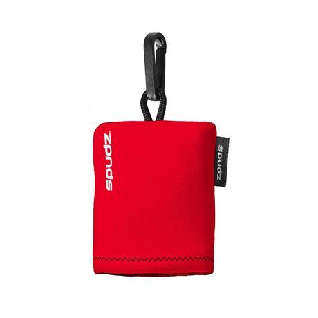 Spudz 10x10 Inch Micro-Fibre Cloth (Vivid Red)