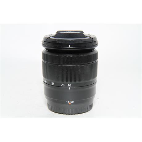 Fujifilm Used Fuji 16-50mm f3.5-5.6 II OIS Lens Image 1
