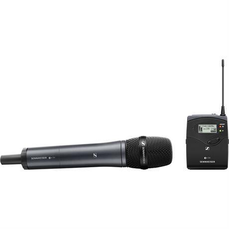 Sennheiser EW 135P G4 Wireless Handheld Microphone Set Image 1