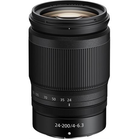 Nikon Nikkor Z 24-200mm f/4-6.3 VR Telephoto Zoom Lens Image 1