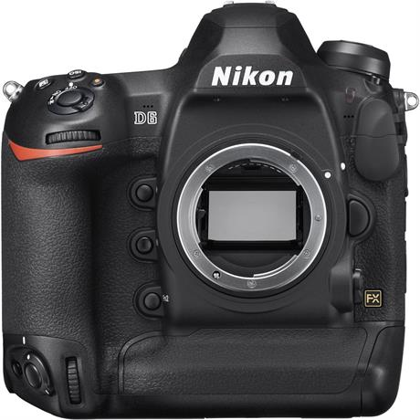Nikon D6 Digital SLR Camera Body Image 1