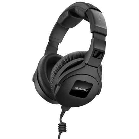 Sennheiser HD 300 PRO Headphones Image 1