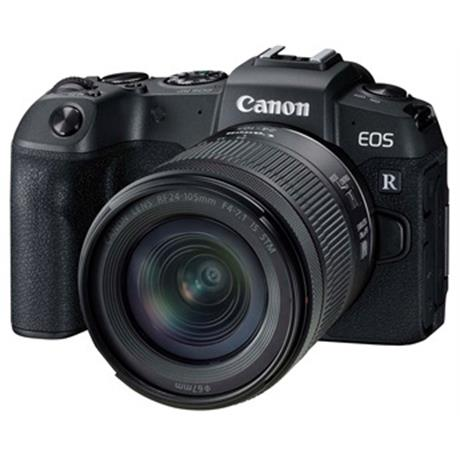 Canon EOS RP Body With RF 24-105mm f/4-7.1 IS STM Lens Image 1
