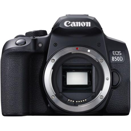 Canon EOS 850D DSLR Camera Body Image 1