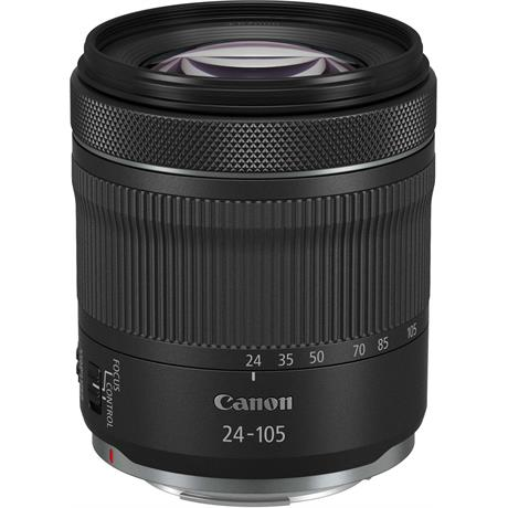 Canon RF 24-105mm f/4-7.1 IS STM Zoom Lens Image 1