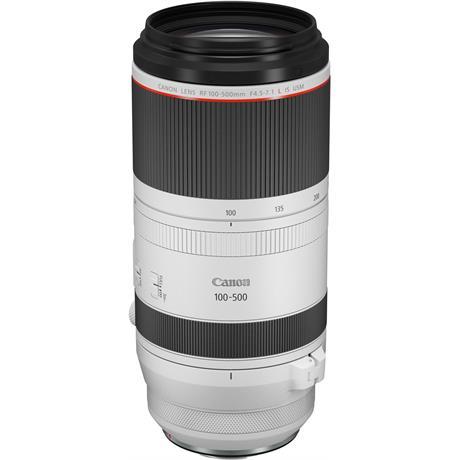 Canon RF 100-500mm f/4.5-7.1 L IS USM Lens Image 1