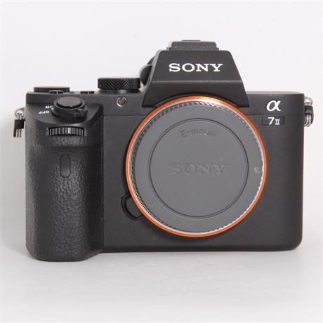 Used Sony A7 II Body Image 1