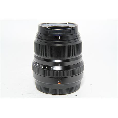 Fujifilm Used Fuji XF 23mm f2 Lens Black Image 1